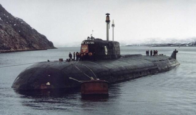 Почему на самом деле утонула подводная лодка «Курск»