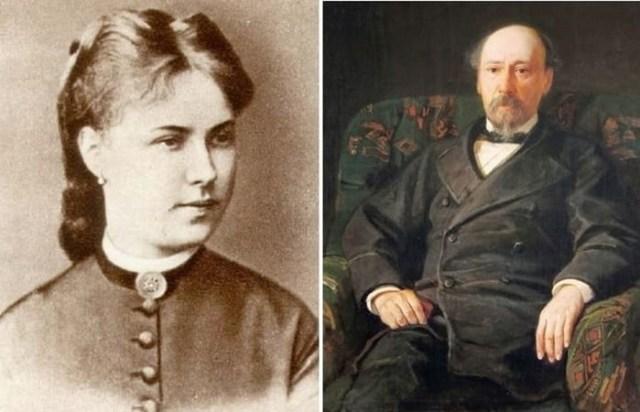Юные музы русских писателей и поэтов