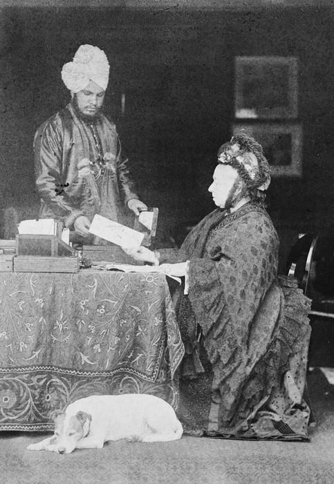 История любви королевы Виктории и слуги