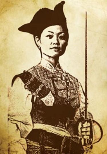Самые знаменитые женщины пираты