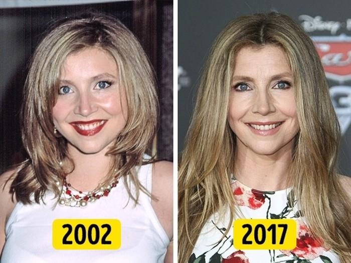 Как выглядят бывшие голливудские красавицы сейчас