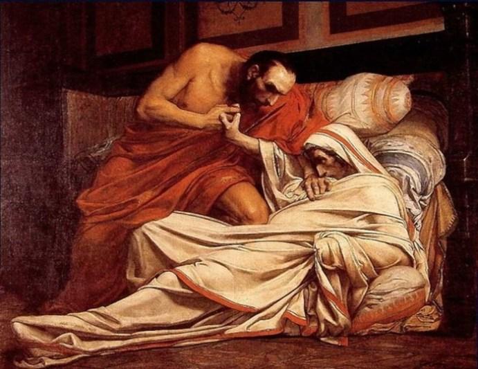 Калигула: правитель чудовище