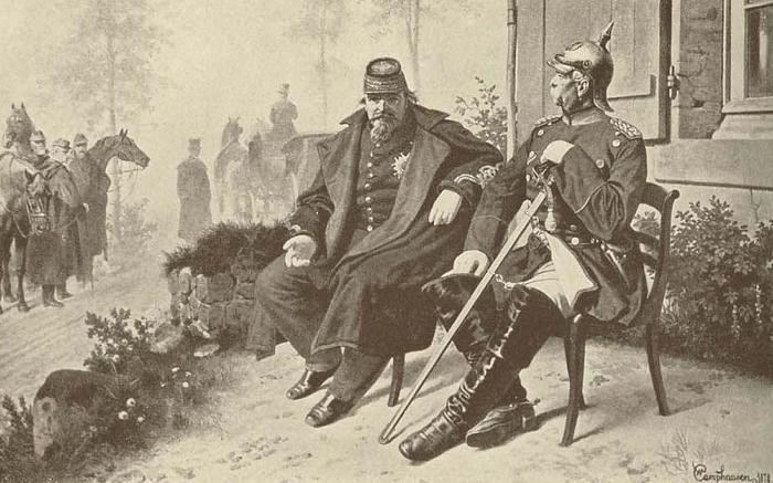 Как «железный канцлер» Бисмарк был связан с Россией