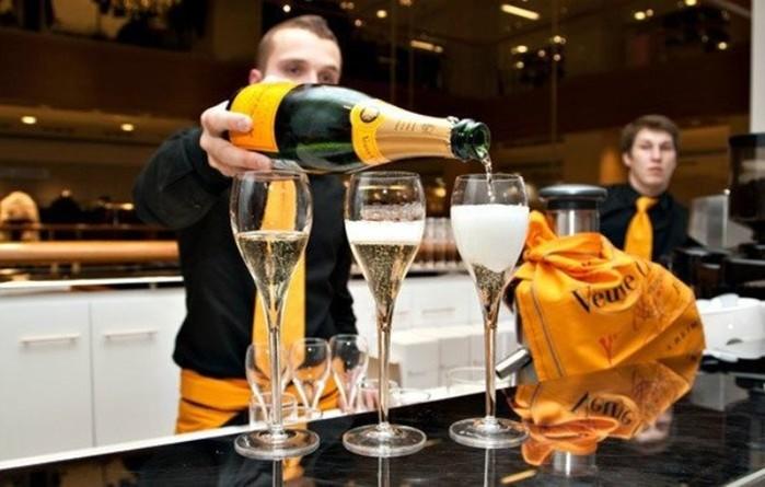 Вдова Клико   статья о невероятном шампанском!