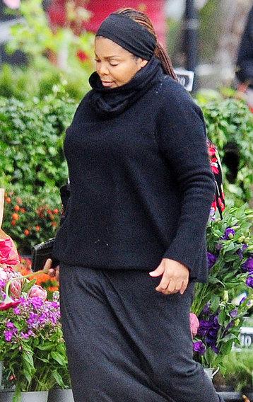 Джанет Джексон похудела почти в два раза за несколько месяцев