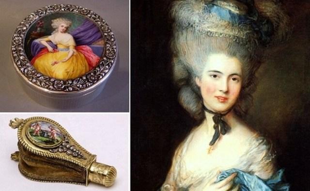 Как использовали пудру в разные эпохи— ужасное искусство быть красивой