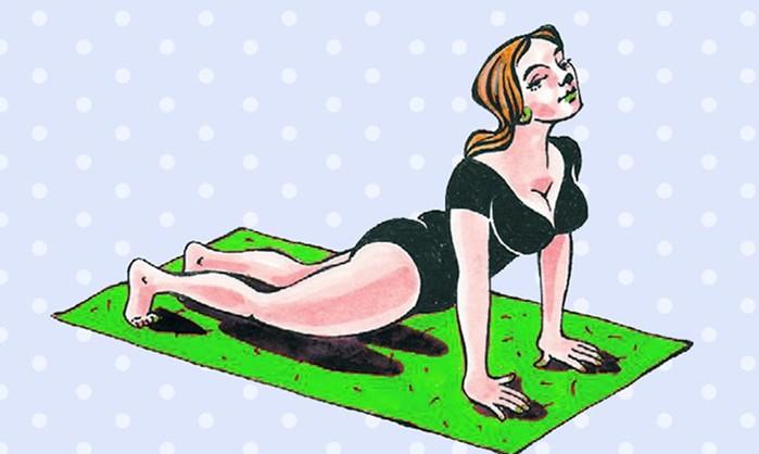 Спина перестала болеть сразу же! Бери и делай эти 6 упражнений