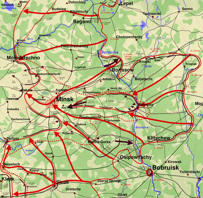 Самые большие котлы Великой Отечественной войны