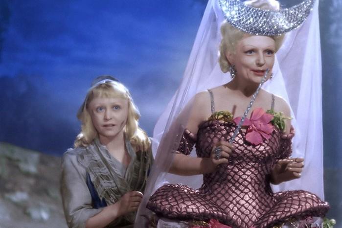 Советские актрисы, которые были значительно моложе или старше своих героинь на экране