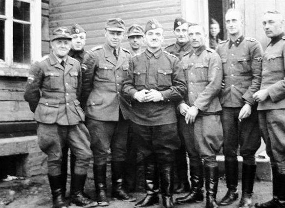 Русская бригада СС «Дружина»: как эсэсовцы стали партизанами