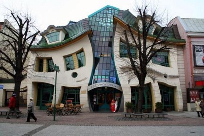 Какой он, самый странный дом в мире?