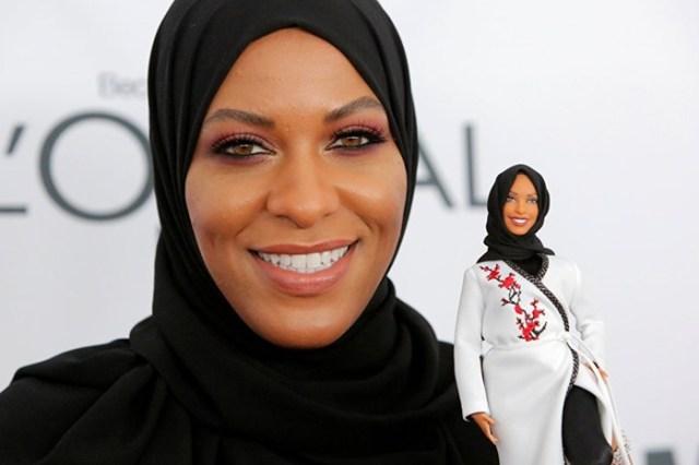 Новая кукла Барби в хиджабе. Компания Mattel обратила внимание на мусульманских женщин
