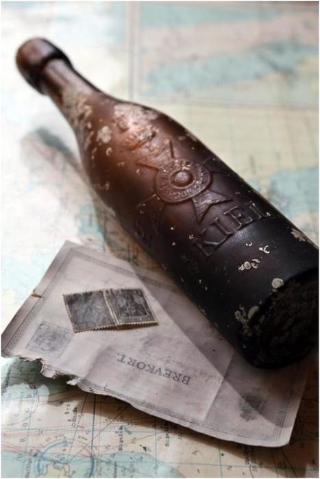 История бутылочной почты