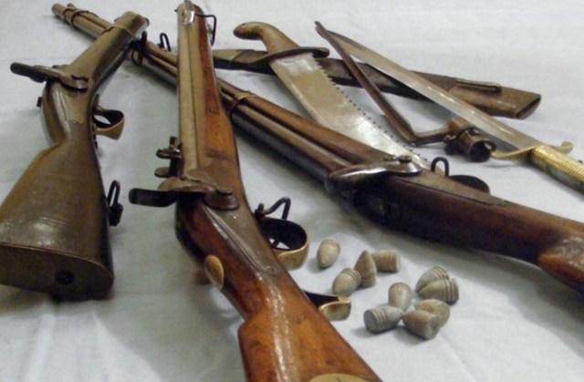 Виды личного оружия, которые были в армии Российской империи