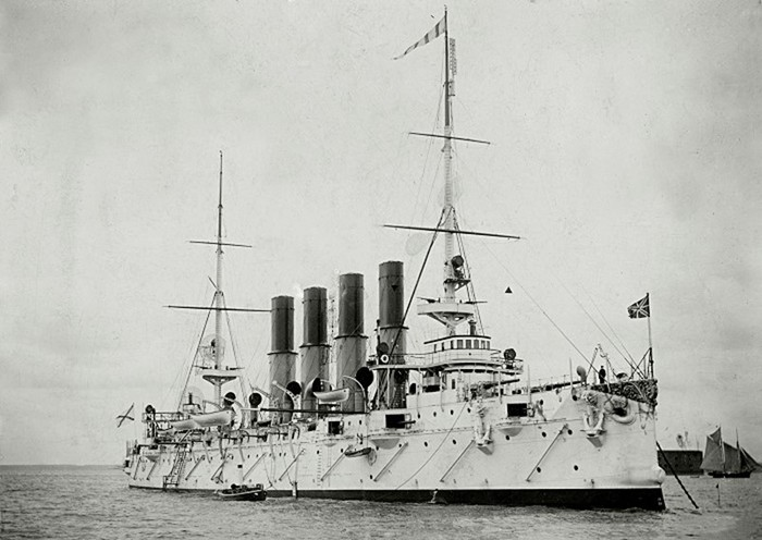 Русские корабли, которые повторили подвиг крейсера «Варяг»