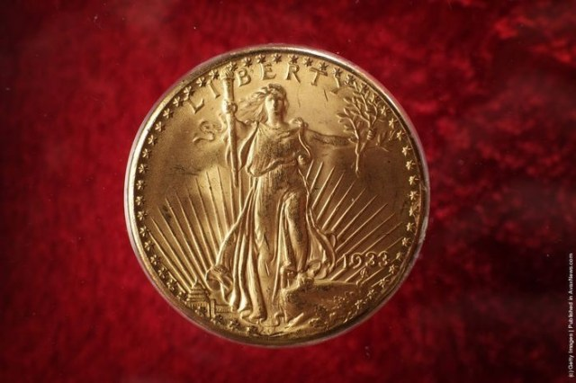 Как продавали самую дорогую монету в мире