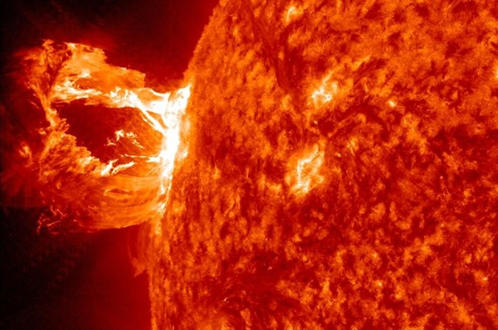 Взрыв солнца: когда солнце взорвется?