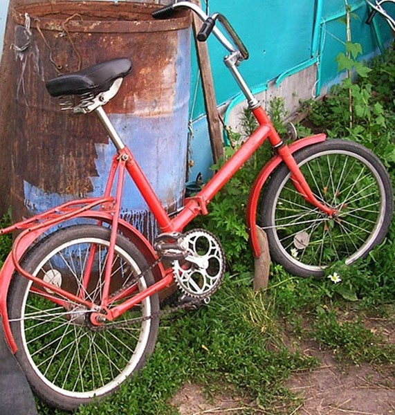 Топ 6 лучших советских велосипедов