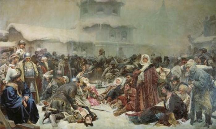 Что бы произошло, если бы Великий Новгород стал столицей России