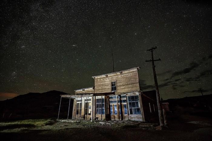 Боди – город призрак в США