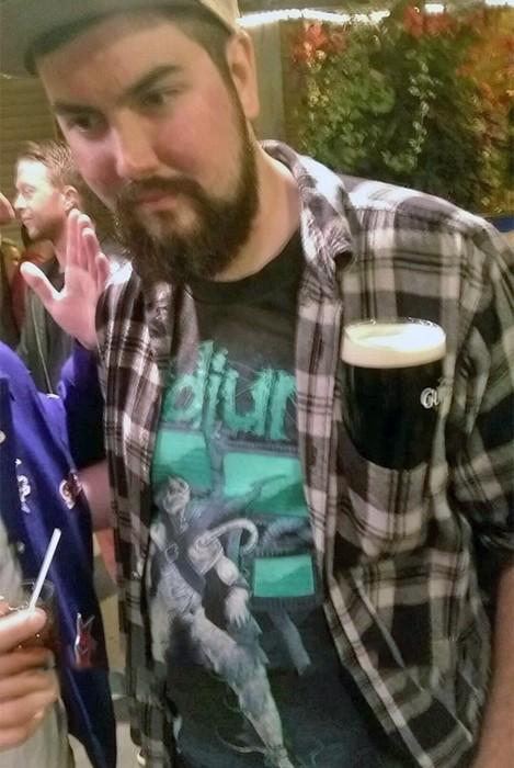 Пьяные люди способны вытворять идиотские и гениальные вещи одновременно— 18 доказательств