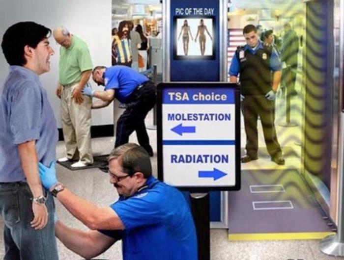 TSA— Шокирующие откровения работников аэропорта об обысках женщин и (ч)удаков