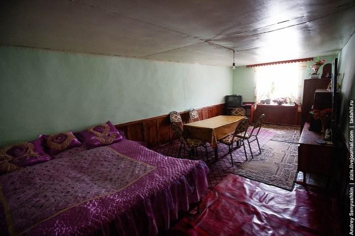 Как делают дома из палок и навоза в Азербайджане