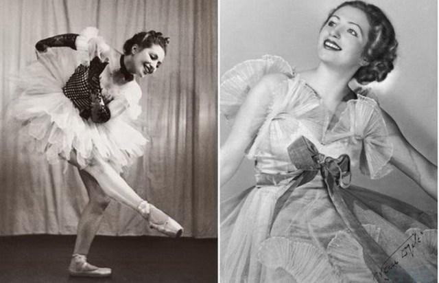 Балерина Франциска Манн станцевала стриптиз у дверей газовой камеры в Освенциме