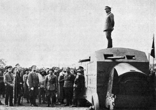 Почему Троцкий очень популярен на Западе до сих пор