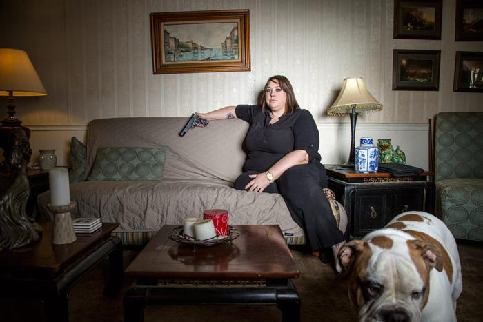 Зачем мужчина выпустил в соседскую собаку 27 пуль? Некоторым людям нельзя находиться рядом с животными