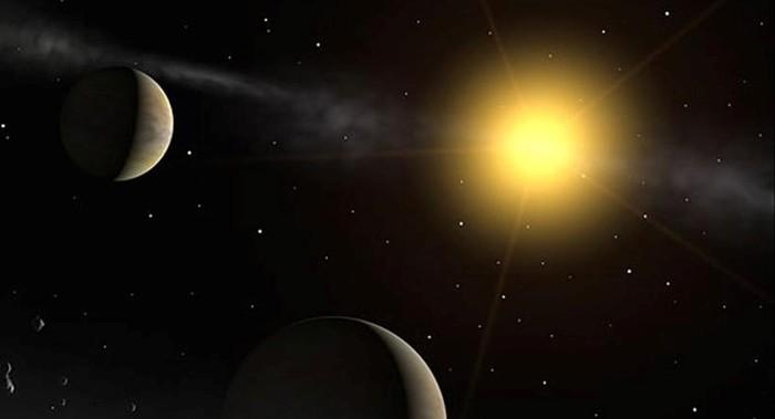 Эта звезда может уничтожить Землю