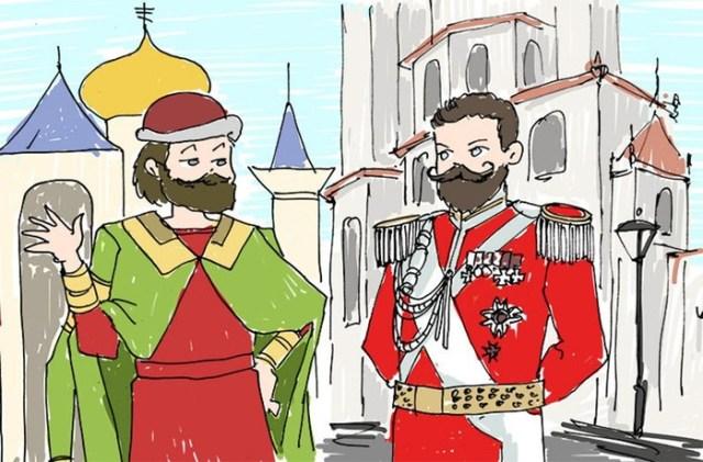 Происхождение русских фамилий. Как Кошка стал Романовым?