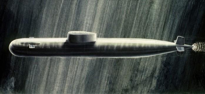 Самые крупные аварии и катастрофы подводных лодок