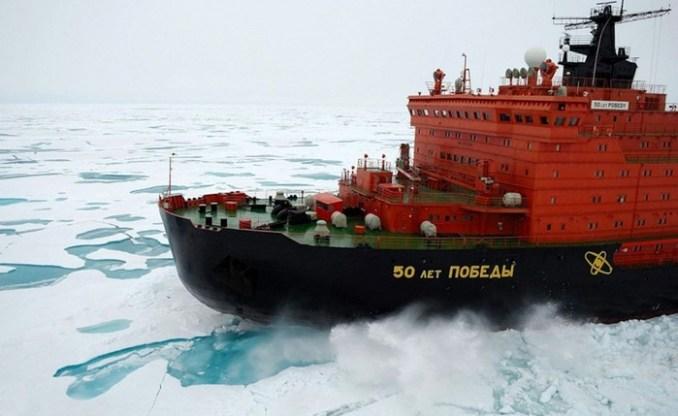 Как устроены атомные ледоколы России— интересные факты