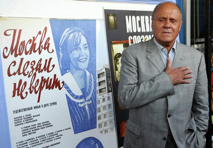 Когда скончался народный артист СССР Алексей Баталов