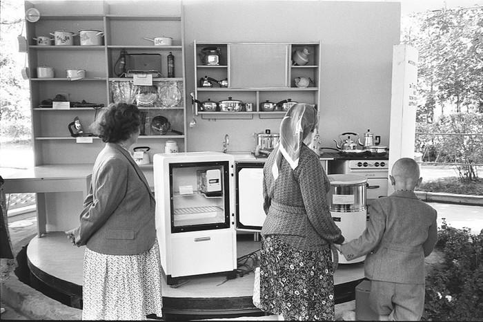 Каким видели будущее советские граждане в 1959 году