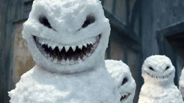 История снеговика: от страшного чудовища до всеобщего героя