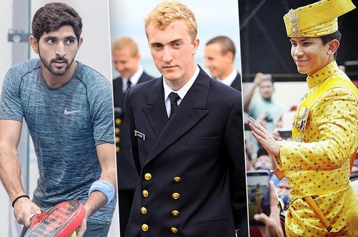 7 принцев холостяков из разных стран