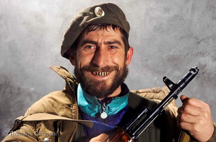 Ян Чеснов: Над чем смеются чеченцы?