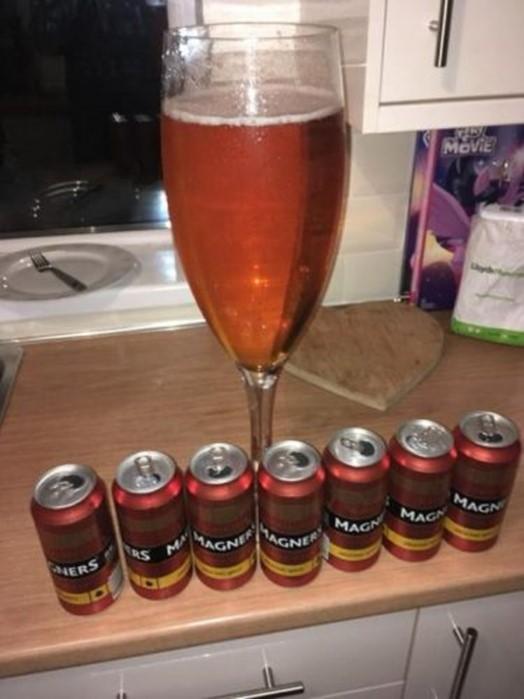 Пить не больше стакана алкоголя в день! Как хитрый парень поспорил со своей девушкой