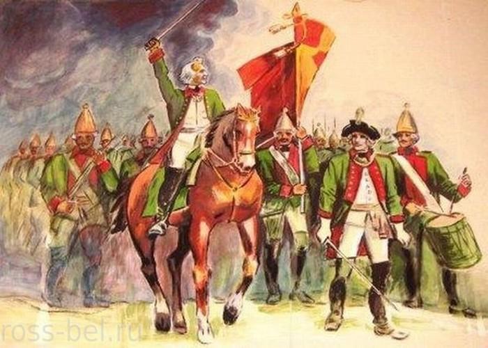 Последний поход полководца Александра Суворова