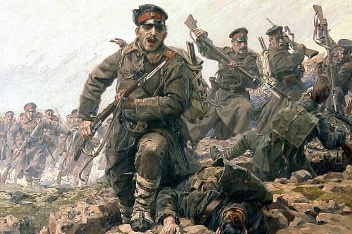 Почему немцы избегали рукопашных схваток с русскими