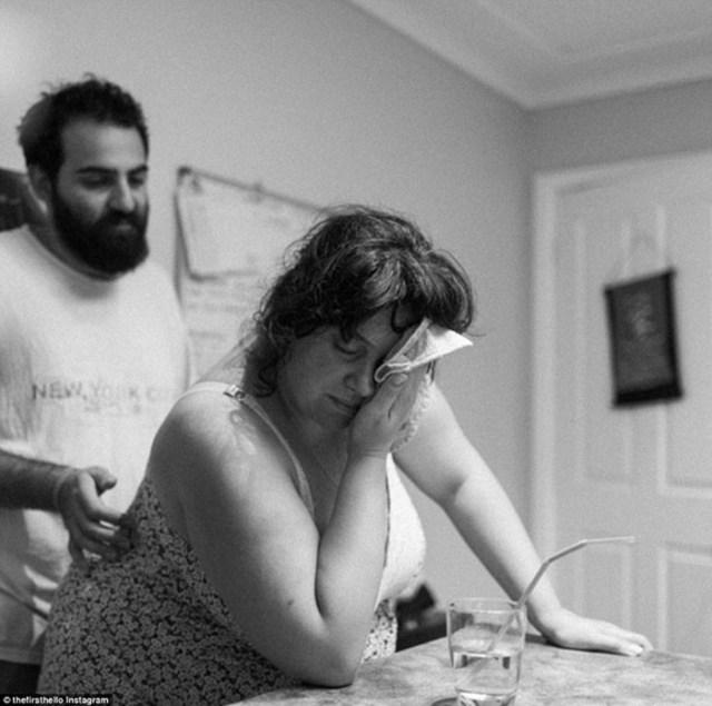 Первое «привет»: фотопроект о первой встрече мамы и малыша