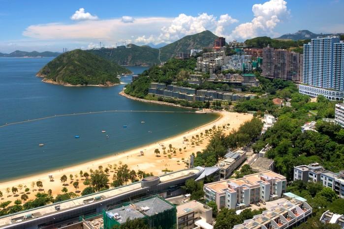 Пляжный отдых в Гонконге