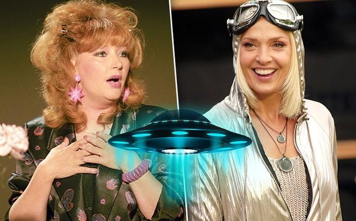 Знаменитости рассказывают о своих встречах с НЛО
