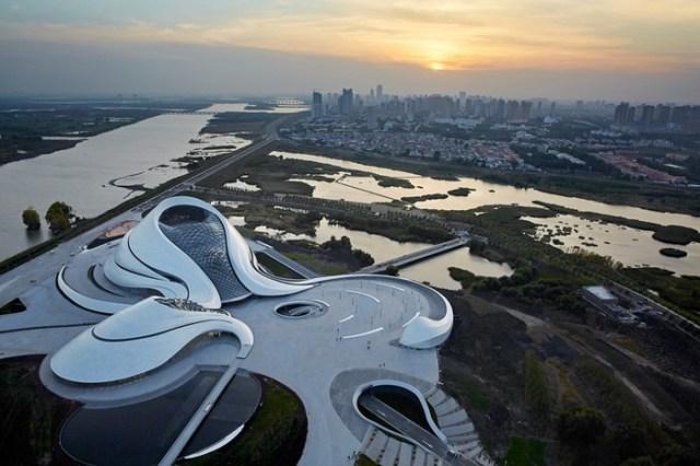 Как Китай стал центром современной архитектуры