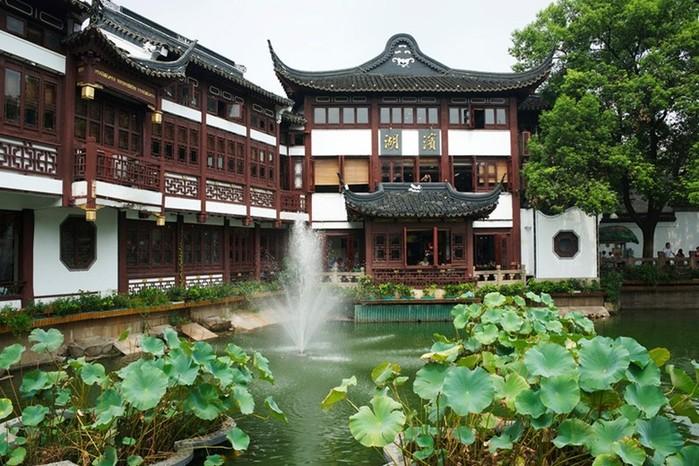 Сад Радости в Шанхае