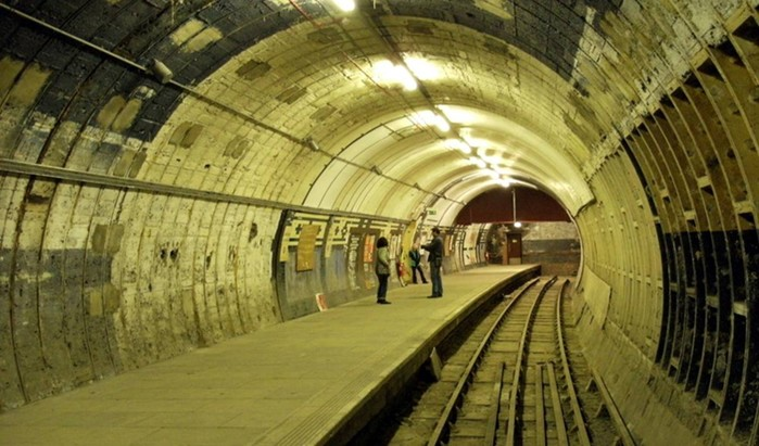 Станции призраки в метрополитенах мира