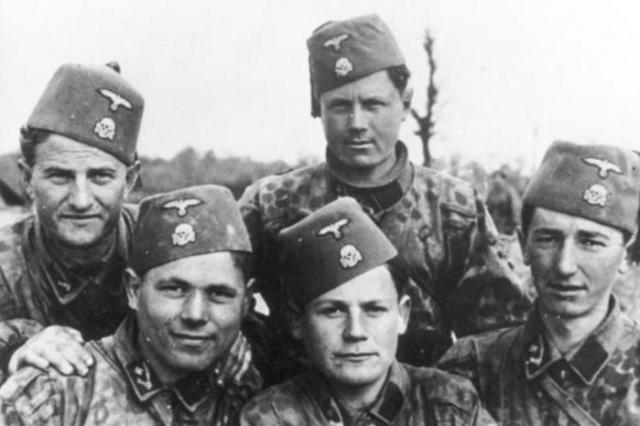 Какие иностранные легионы СС воевали против Красной армии