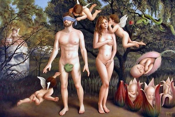 Адам и Ева: самые откровенные факты из еврейской «Книги сияния»